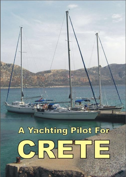 Yachting Pilot for Crete