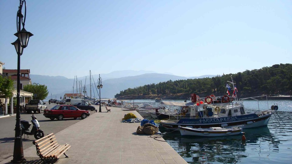 Galixidi Waterfront