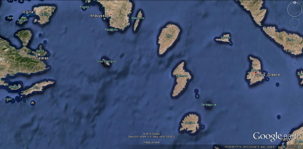 Google Image Cyclades 1