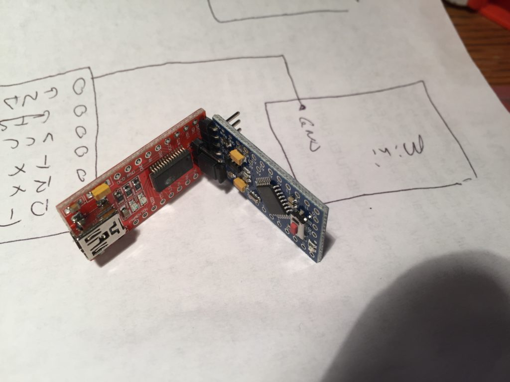 Arduino man over board light — sailing in the