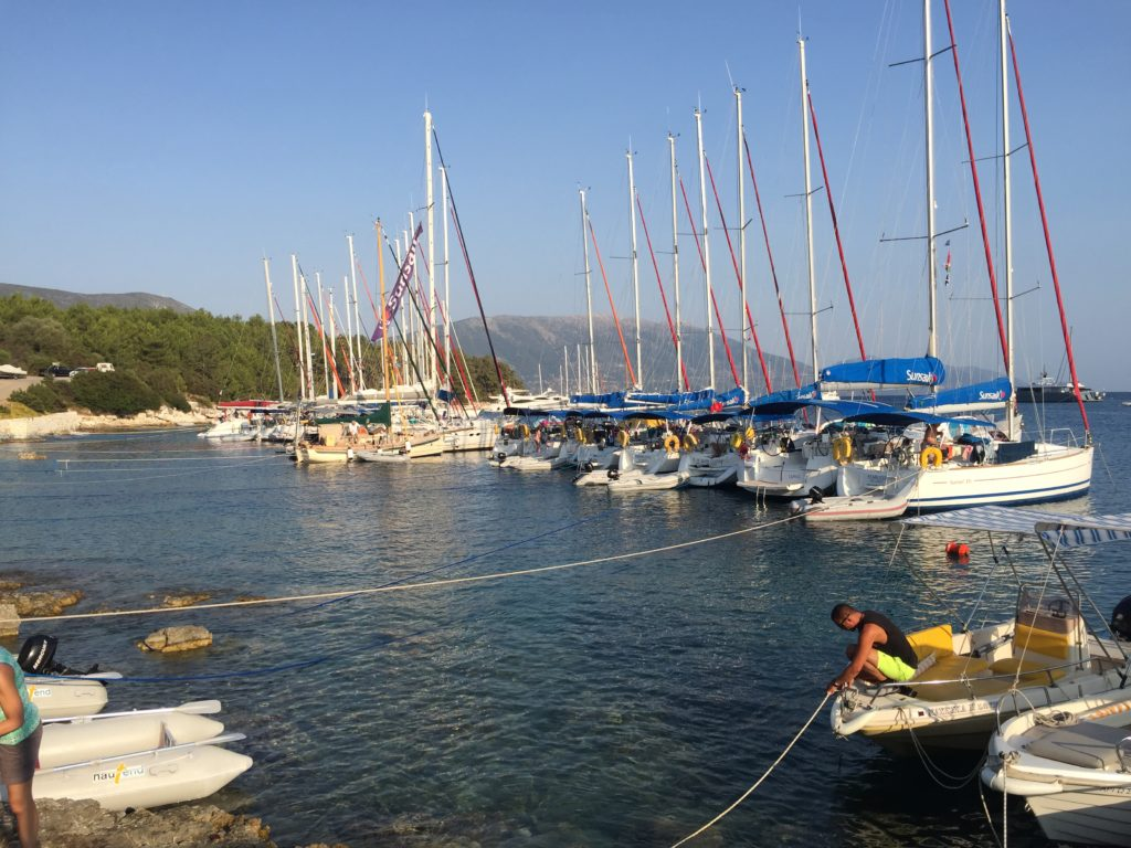 Avoid sailing the Ionians